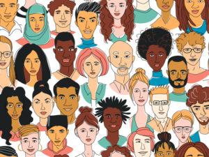 """""""Diversidade é contar pessoas. Inclusão é quando as pessoas contam."""""""